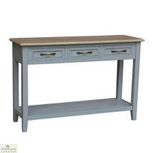 Highgrove 3 Drawer Console Table