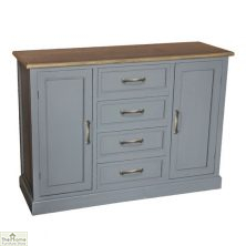 Highgrove 2 Door 4 Drawer Sideboard