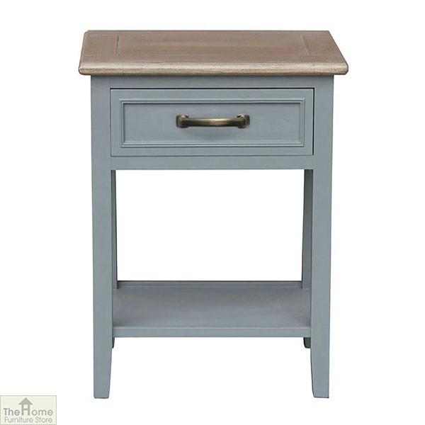 Highgrove 1 Drawer Side Table
