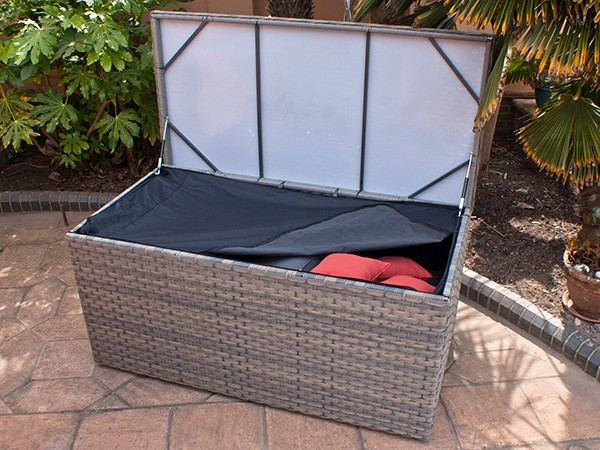 Corfu Woodash Cushion Box