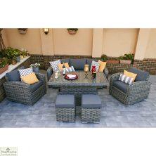 Casamoré Miami 3 Seater Club Sofa Set